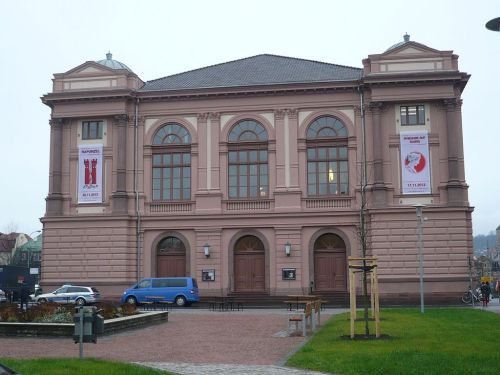 Eisenach  Theater