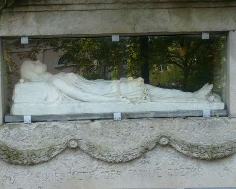 Weimar Historischer Friedhof 15
