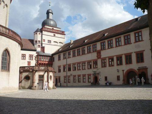 Würzburg 027 - Impressionen - Festung