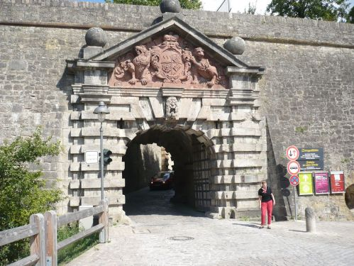 Würzburg 019 - Impressionen - Festung