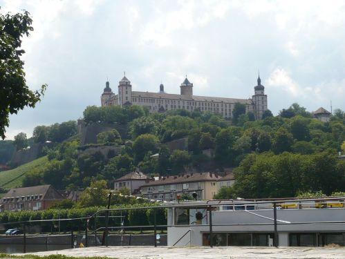 Würzburg 016 - Impressionen - Festung