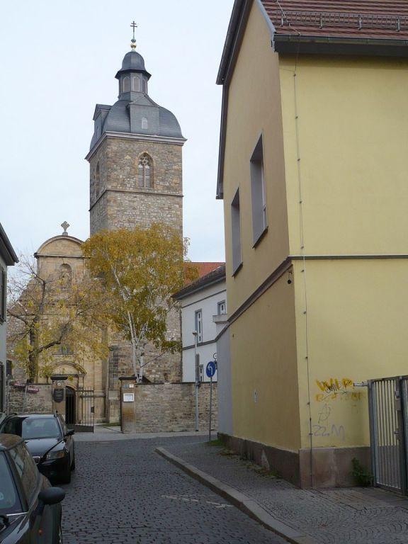 Erfurt Schotten - Kirche