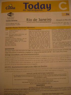 167 6.KSF RIO de JANEIRO