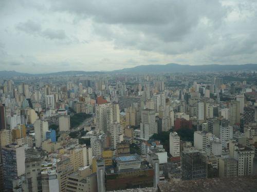 139 6.KSF SAO PAULO _ Blick aus 36.Etage