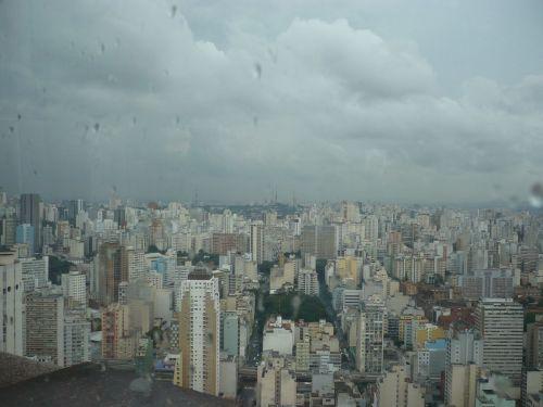 138 6.KSF SAO PAULO _ Blick aus 36.Etage