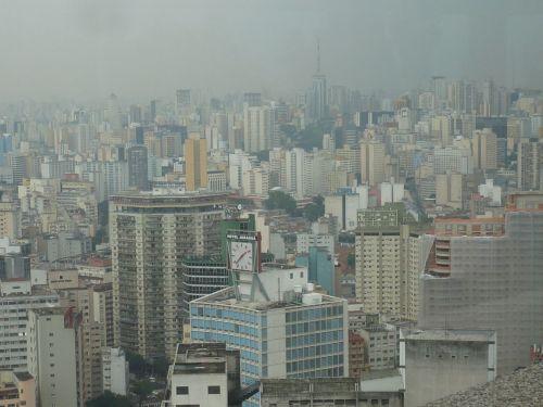 136 6.KSF SAO PAULO _ Blick aus 36.Etage