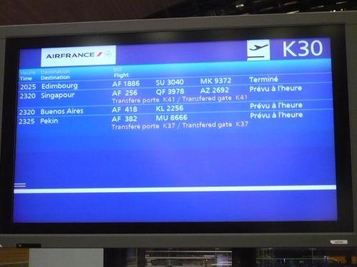 003 6.KSF PARIS CDG-Flughafen