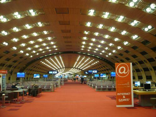 002 6.KSF Paris CDG-Flughafen