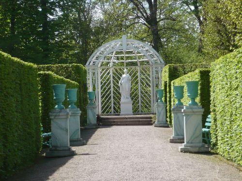 Weimar SchloßuPark Belvedere_13 Park
