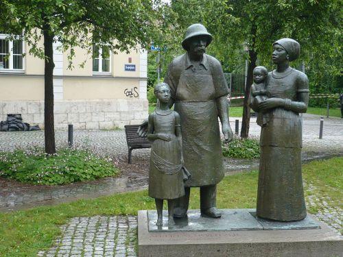 Weimar Albert-Schweitzer-Denkmal