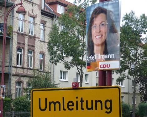 Wahl-UMLEITUNG
