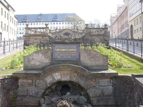 Gotha 13 Wasserspiele