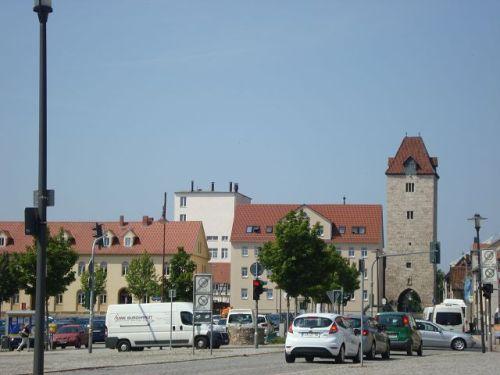 Stadt M�HLHAUSEN  Blobach