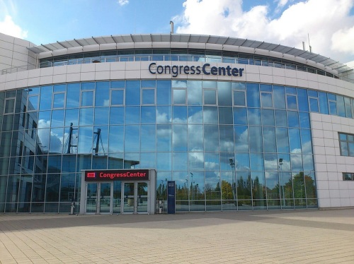 EF_ CongressCenter bei Tag