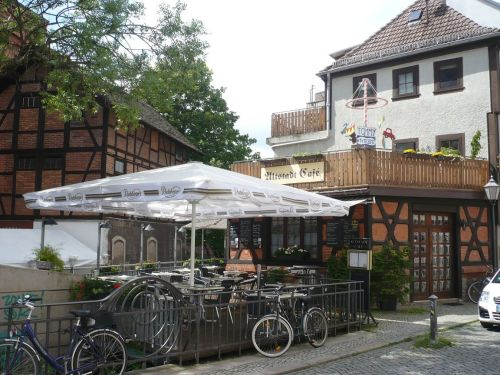 Erfurt Altstadt - CAFE