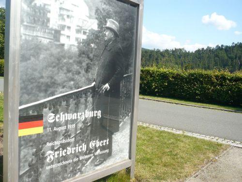 Schwarzburg 2013 - Impressionen 09 Geschichte