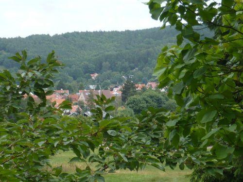 Tabarz Wanderung Panorama-WEG