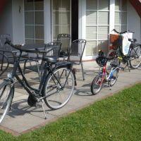 02.10.20 #Fahrrad im #Ständer als #Kunstobjekt