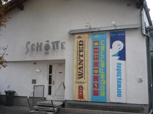 Erfurt Schottengasse _JugendTheater