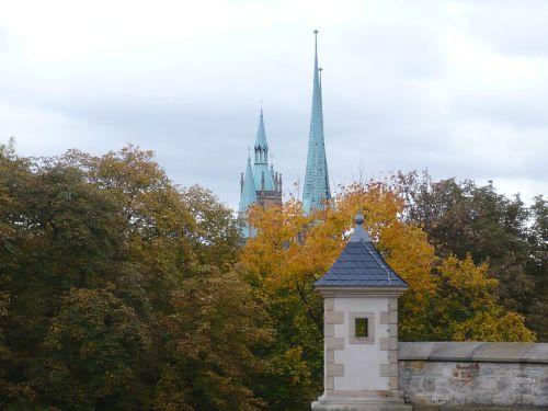 Erfurt_Petersberg TÜRME