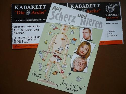 2013.10.18 Kabarett AufSchmerzUndNieren 2