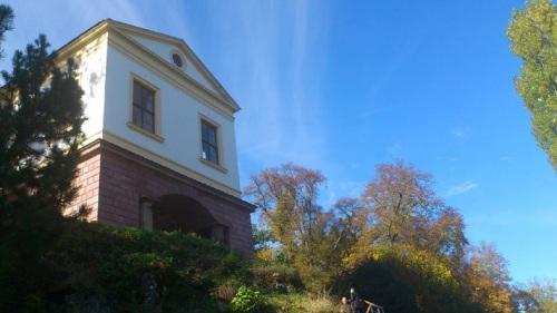 Weimar IlmPark Römisches Haus 6