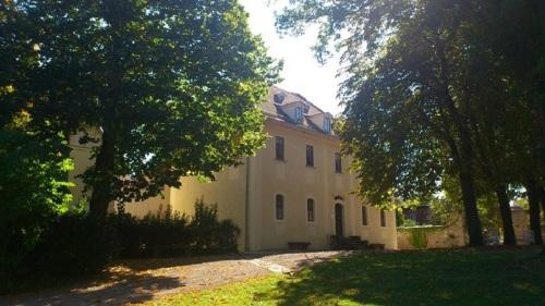 Weimar GoetheSpur 14 Schloß Tiefurt