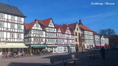 Eschwege  Altstadt - Impression