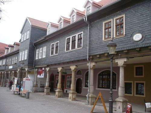 44 Arnstadt Markt 1