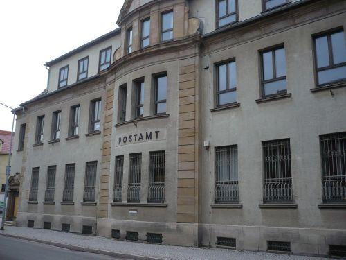 42 Altes Postamt von 1912