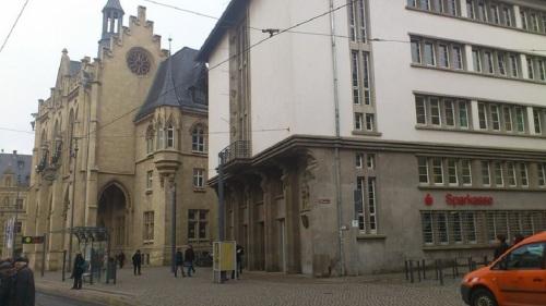 Fischmarkt Sparkasse u Rathaus