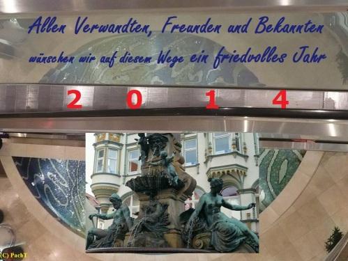 2014 NeuJahrsGruß