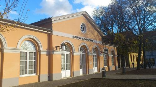Weimar Bauhaus-Museum TheaterPlatz