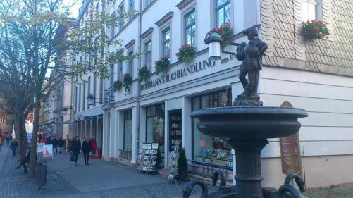 Weimar Schillerstraße
