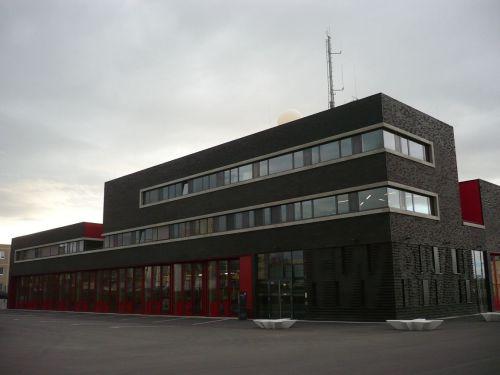 Wilh.-Wolff-Straße GefahrenschutzZentrum EF-Süd