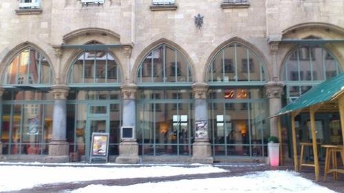 Fischmarkt  Rathaus  S I J U