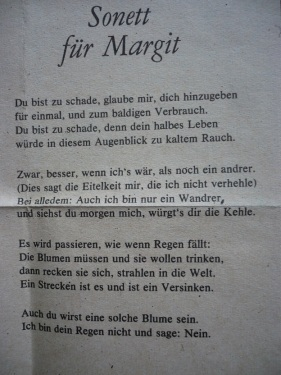 Zum Tod von Peter Pollatschek 1968 _ 03 Gedicht 4