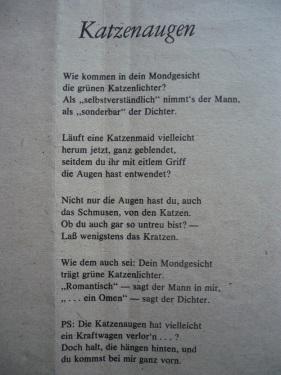 Zum Tod von Peter Pollatschek 1968 _ 03 Gedicht 3