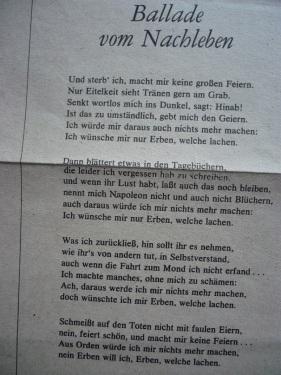 Zum Tod von Peter Pollatschek 1968 _ 03 Gedicht 1