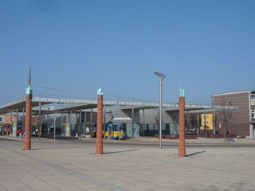 Gotha  Busbahnhof