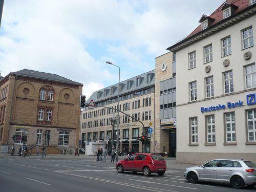 Juri-Gagarin-Ring Ecke Bahnhofstraße