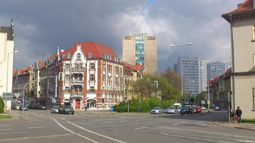 Juri-Gagarin-Ring Ecke Trommsdorfstraße