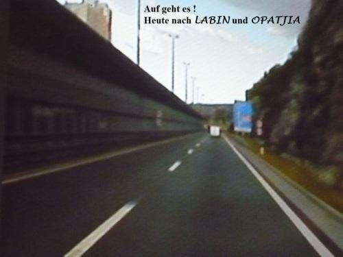 057 Rasante Fahrt über Brücken ...
