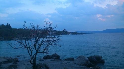 041 Njivice Insel Krk Abendstimmung 2