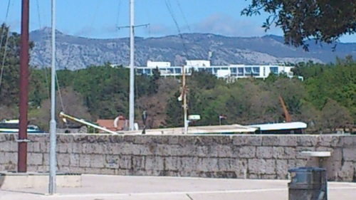 039 Njivice Insel Krk Hotelansicht