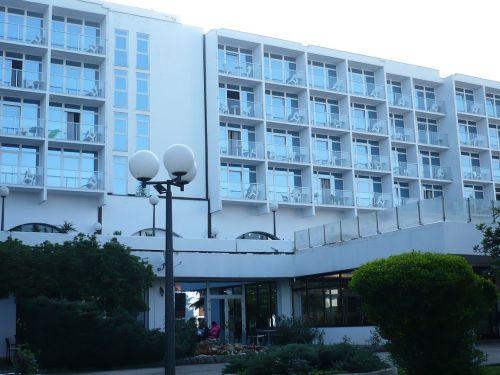 004b Hotel BELI KAMIK _ Frontansicht