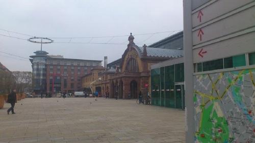 Bahnhofstraße Willy-Brandt-Platz