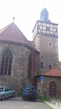 Hospitalplatz mit Hospitalkirche