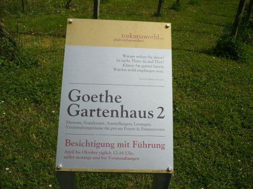 Bad Sulza 19 Goethe GartenHaus 2
