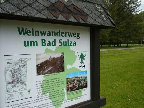 Bad Sulza 10 WeinWanderWeg